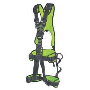 karam safety belt, full body safety belt, safety harness